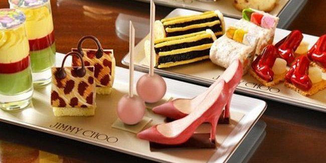 """""""Afternoon Tea Sets"""" by Jimmy Choo"""