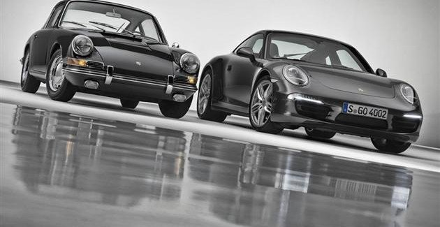 PORSCHE CELEBRATES 50 YEAR ANNIVERSARY OF THE ICONIC 911