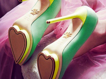 """""""Be My Valentine"""" by Charlotte Olympia"""