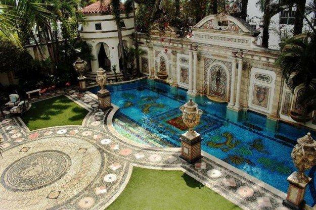 Gianni Versace's villa