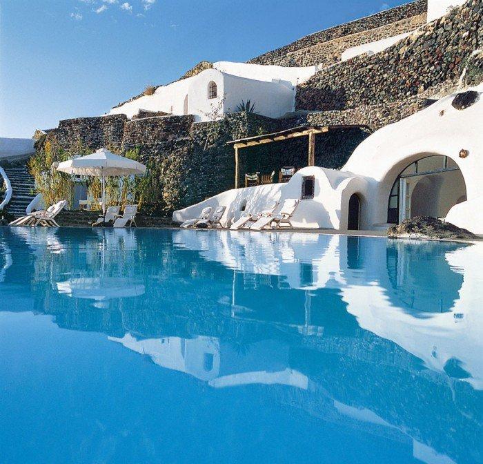Serene Perivolas Oia Resort in Greece