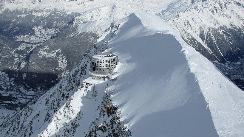 Refuge du Goûter, alt. 3835m