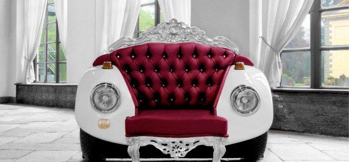 Beetle Armchair