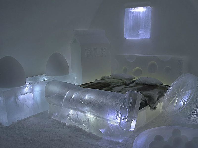 The H Tel De Glace In Quebec Will Reopen Its Doors In