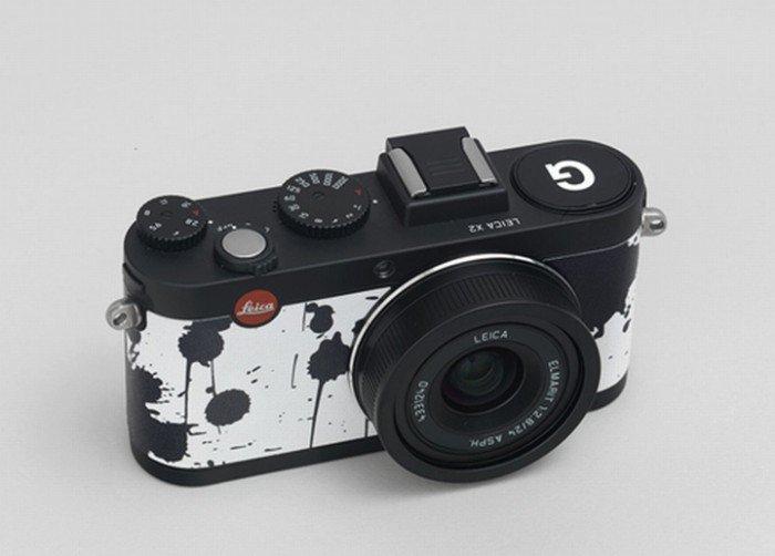 Leica X2 Gagosian Edition Camera