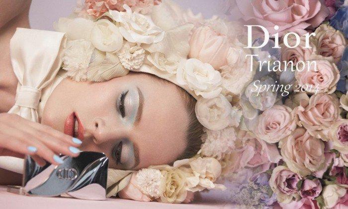 Dior Spring 2014 Trianon Makeup Collection
