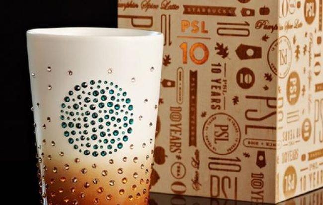 Swarovski and Starbucks