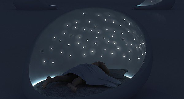 The Cosmos Bed