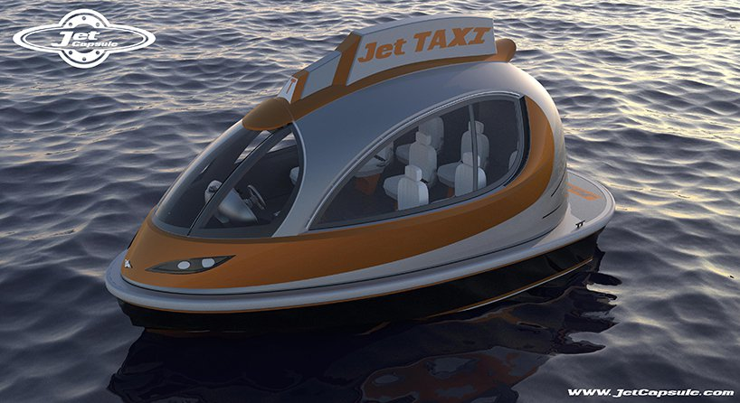 Luxuryretail_jet-capsule-water boats-taxi-versions