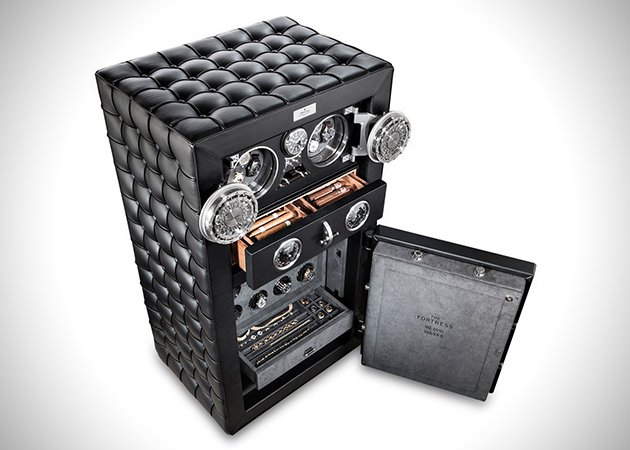 Sturdy and Luxurious Connoisseur's Vault by Döttling