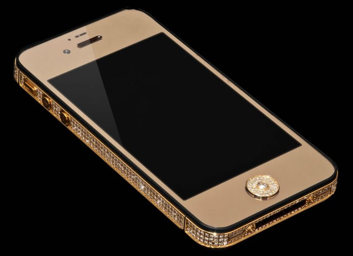 Luxe iPhone 5 By Alchemist