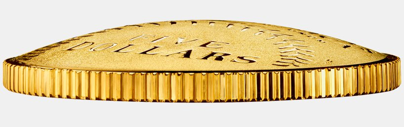 Luxuryretail_american-dollar-baseball-hall-of-fame-commerative-coin-gold-cross-curved