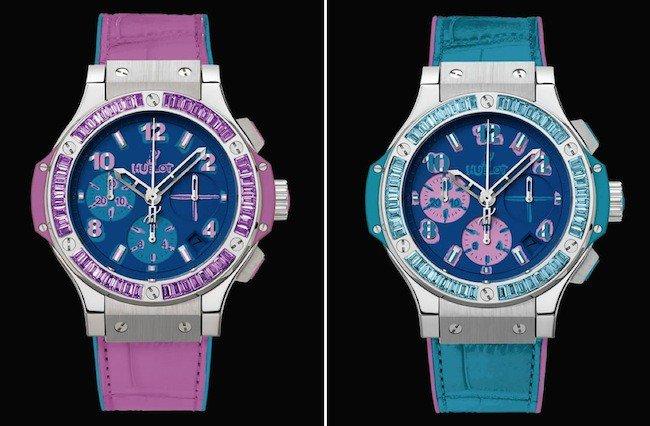 Luxuryretail_hublot-big-bang-pop-art-purple-blue