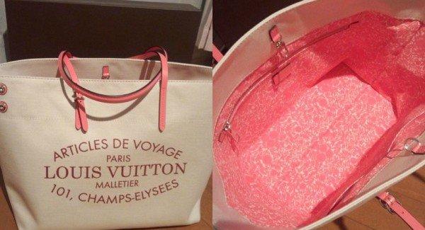 Louis Vuitton 'Articles de Voyage'
