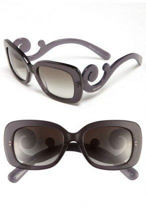 Luxuryretail_Prada-Light-Purple-Minimal-Baroque-Sunglasses