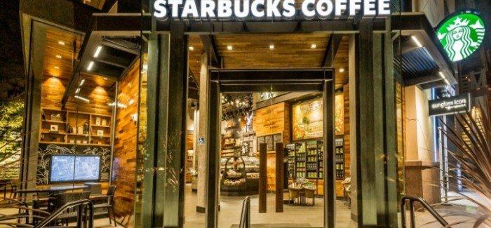 Starbucks store at Disneyland