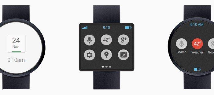 Google's LG smartwatch
