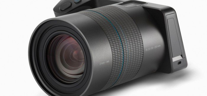 LYTRO illum light field-camera