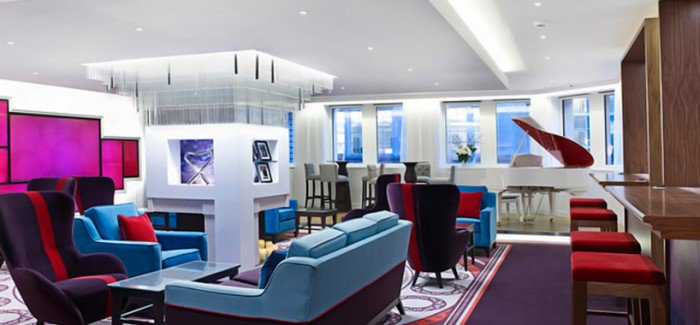 Virgin Money lounge in London opens for customers