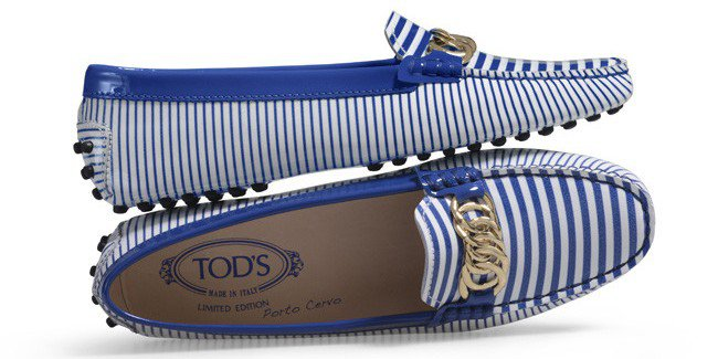 The Gommini of Tod's