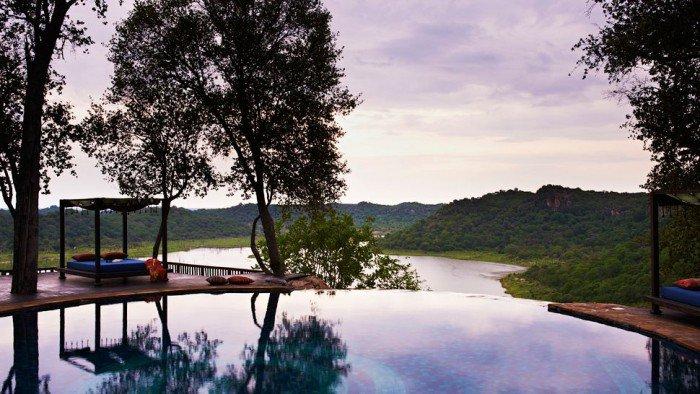 The Singita Pamushana Lodge, luxury and comfort