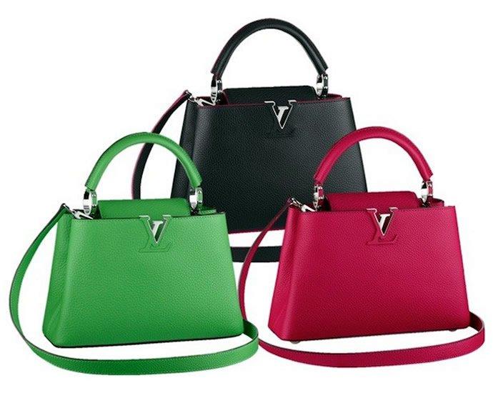 Exquisite Capucines BB Bags By Louis Vuitton