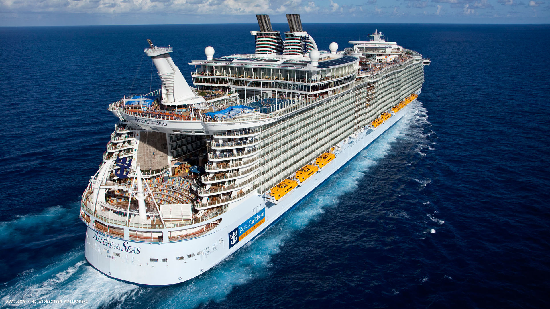 Allure Of The Seas From Royal Caribbean Luxury Retail
