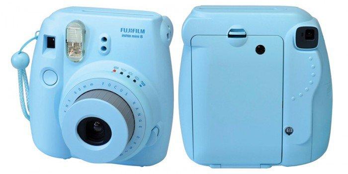 The Fuji Instax Mini 8
