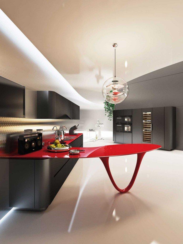 Luxuryretail_limited-edition-pininfarina-kitchen-by-ferrari-table