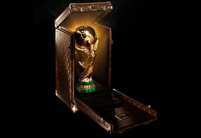 Louis Vuitton to design traveling case for world cup trophy