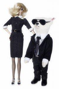 Luxuryretail_Karl-Lagerfeld-Barbie-anniversary-bear