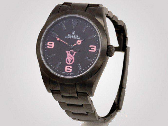 Victoria's Secret Rolex Watch