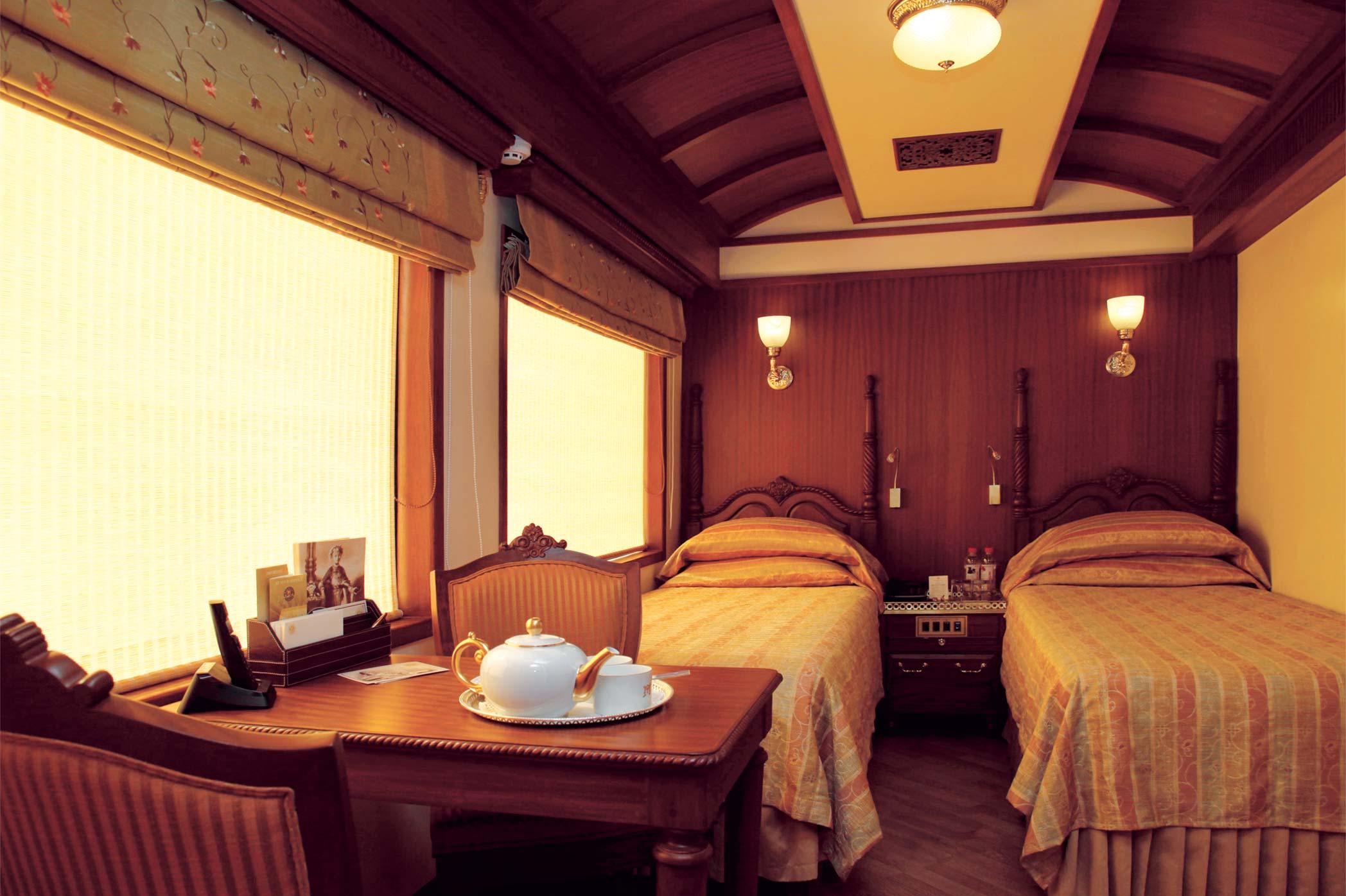 Luxury Trains Of India Luxury Retail
