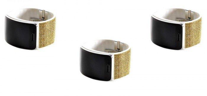 Collab Alert: Swarovski for Samsung Gear S
