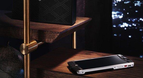 Vertu luxury audio