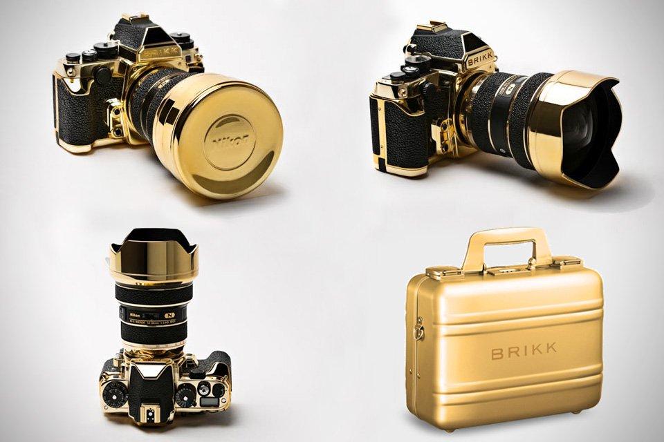 Luxuryretail_Limited-Edition-Gold-Nikon-DF-Camera