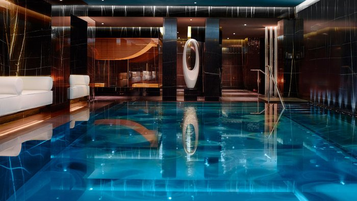 The Best Spa Gyms in London