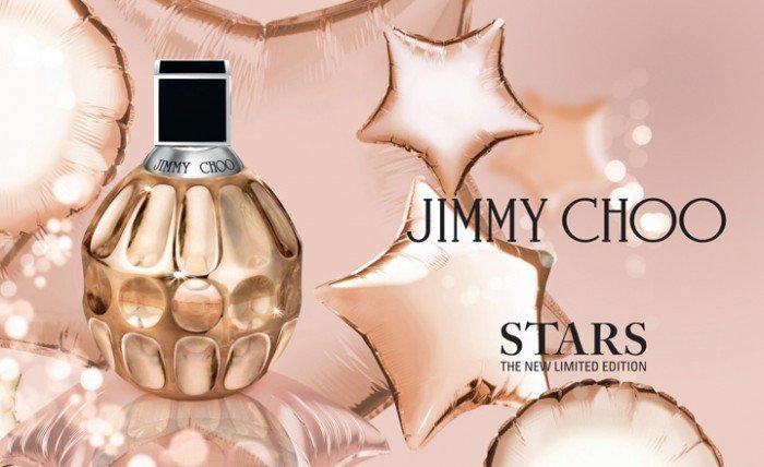 Jimmy Choo fragrance as Christmas Stars