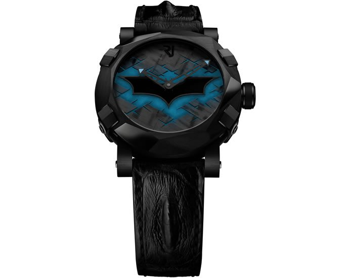 Batman-DNA Watch