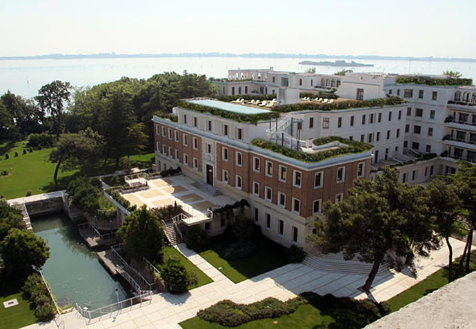 Private Island Resort by JW Marriott for Venice in 2015