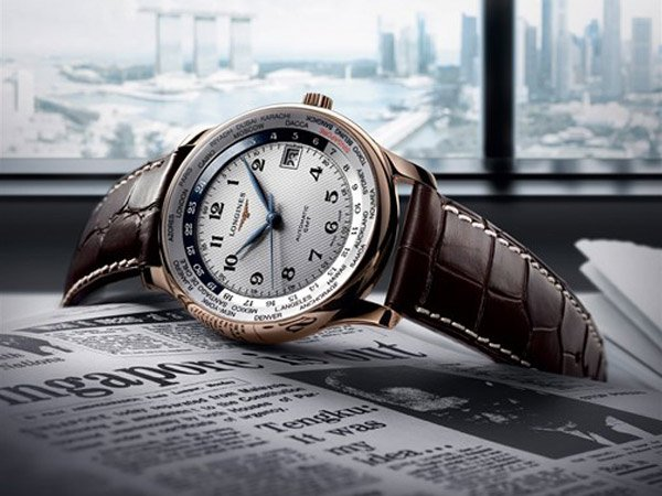 Longines Limited-Edition Watch Celebrates Singapore's 50th Independence Year