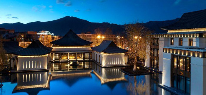 THE ST. REGIS LHASA, TIBET