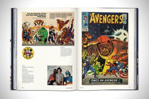 Luxuryretail_Limited-Edition-Comic-Book-Marks-75-Years-Of-Marvel-Comics-all