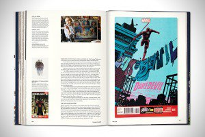 Luxuryretail_Limited-Edition-Comic-Book-Marks-75-Years-Of-Marvel-Comics-dardevil
