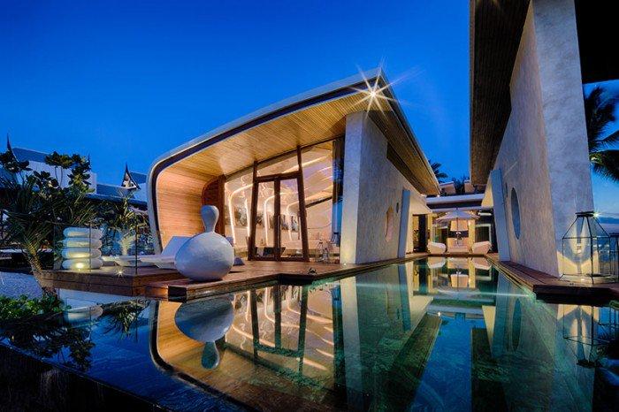 """""""Villa Bianca"""" Natai beach, Phuket"""