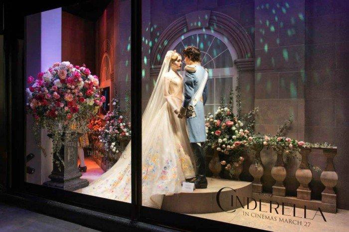 Harrods and Cinderella