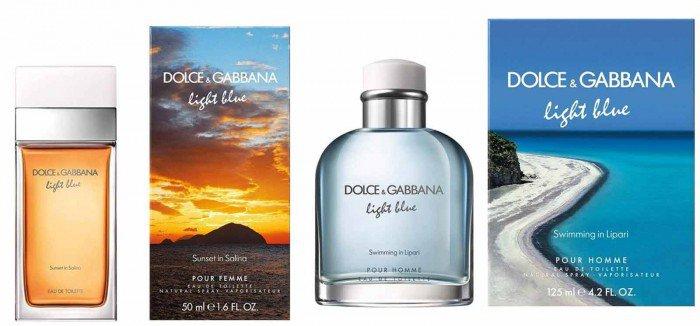 Dolce & Gabbana Limited-Edition Light Blue Scent