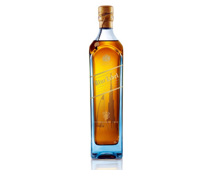 Johnnie Walker Blue Label Cities Collection