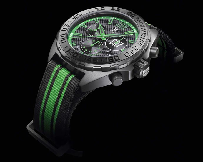Tag Heuer launches formula1 chronograph