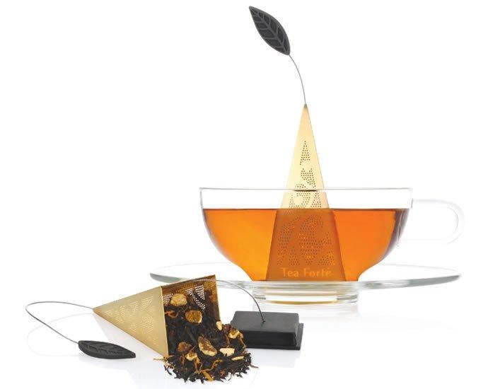 ICON Au Gold Tea Infuser